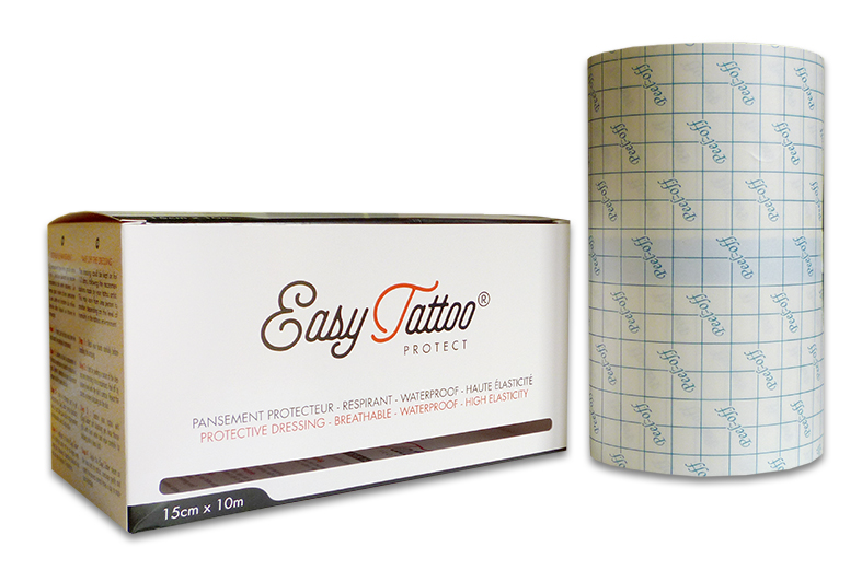 Easytattoo Protect Protective Film Roll