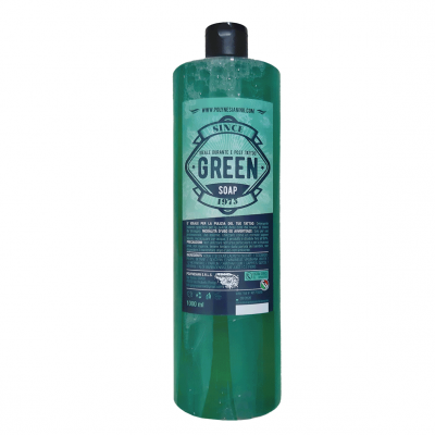 Green Soap Polynesian 1000 ml