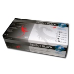 Select Black Gloves XL (pack 100 pcs)