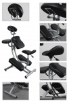 Multifunctional Saddle Sunrise